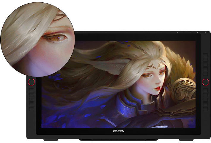 artist 24 pro 2560 x 1440 qhd 24 inch best budget drawing tablet  monitor-xp-pen europe official store  graphics drawing tablets, pen display monitors-xp-pen europe official store